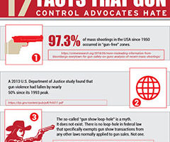17 Facts that Gun Control Advocates Hate